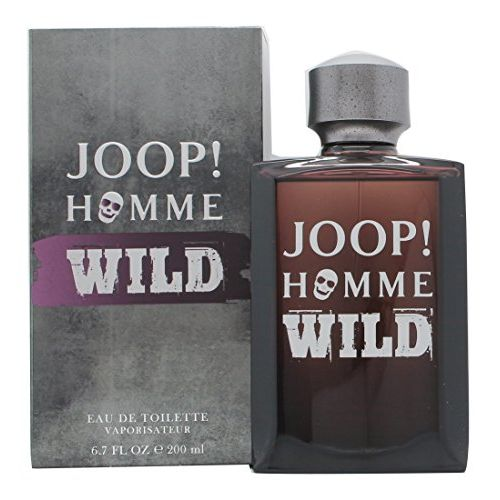 Joop Homme Wild Eau de Toilette 200 ml Spray