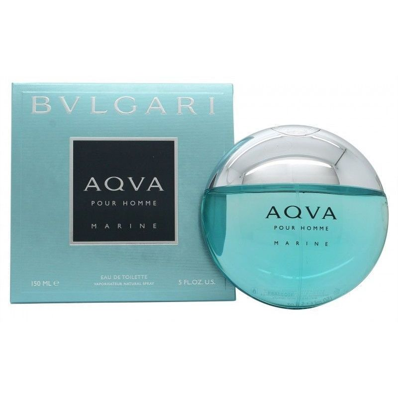 Bvlgari Aqua Marine Eau De Toilette 150 ml Spray