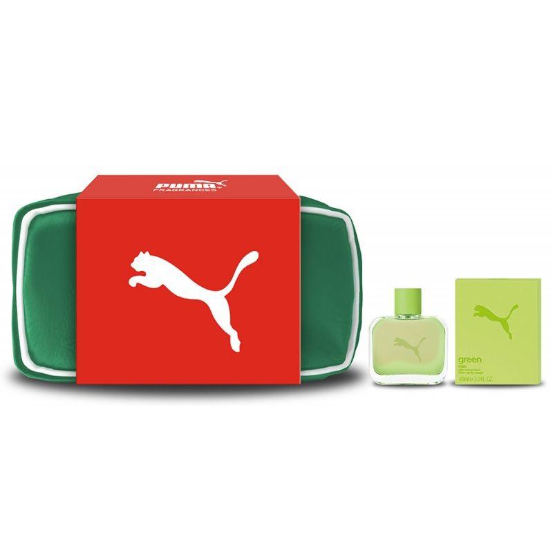 Puma Green Gift Set 40 ml EDT  Beauty Case