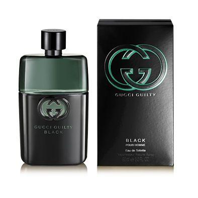 Gucci Guilty Black Pour Homme Eau de Toilette 50 ml Spray