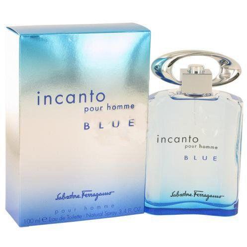 Salvatore Ferragamo Incanto Pour Homme Blue Eau de Toilette 100 ml Spray