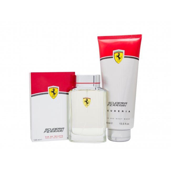 Ferrari Scuderia Ferrari Confezione Regalo 125ml EDT  400ml Gel Doccia