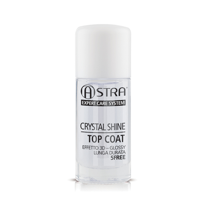 Astra  Crystal shine top coat