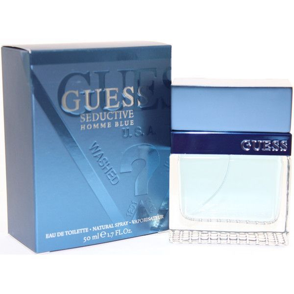 Guess Seductive Homme Blue Eau de Toilette 50 ml Spray