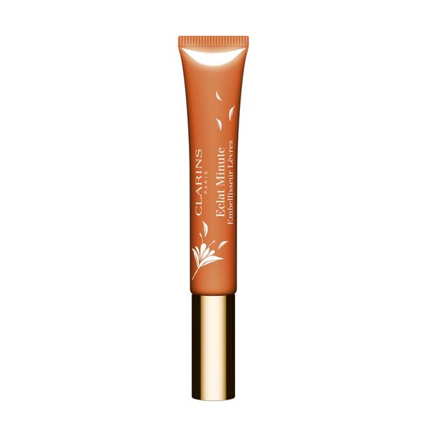 Clarins  Eclat minute embellisseur lvres  gloss 11 orange shimmer