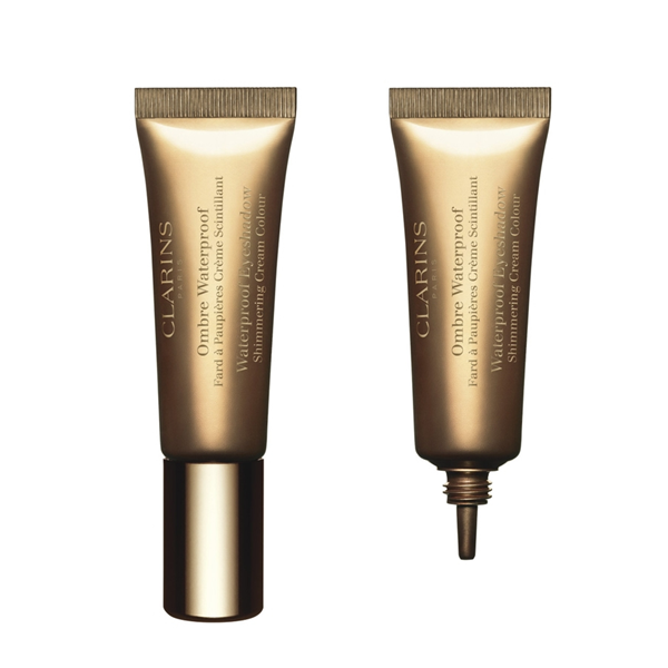 Clarins  Ombre waterproof  ombretto in crema 02 golden sand