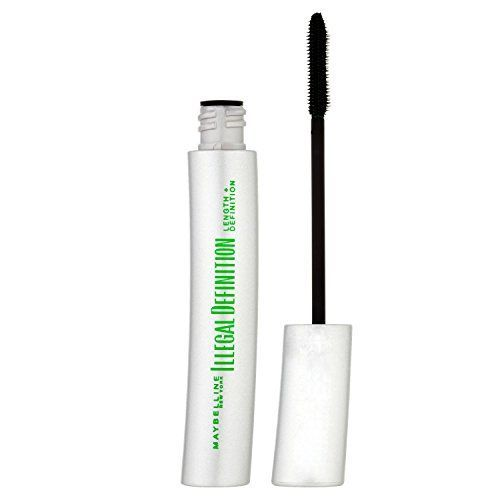 Maybelline Illegal Definition Mascara Glossy Black