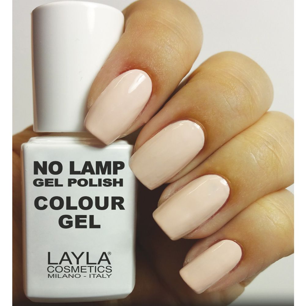 Layla  No lamp gel polish  smalto 3 principink