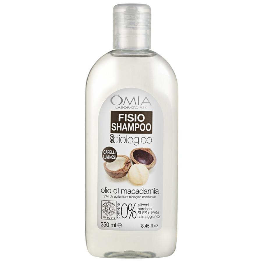 Omia  Fisio shampoo olio di macadamia 250 ml