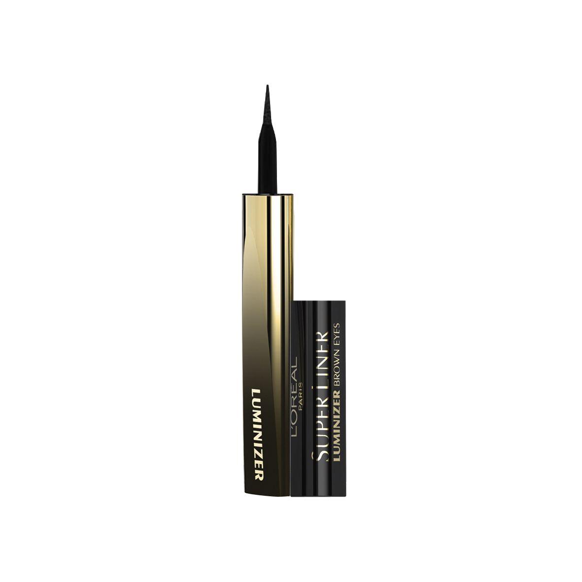 LOreal Paris Super Liner Luminizer Eyeliner  Black Diamond