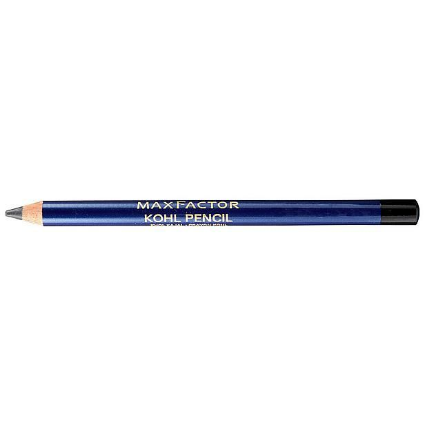 Max Factor Kohl Pencil  01g Black 020