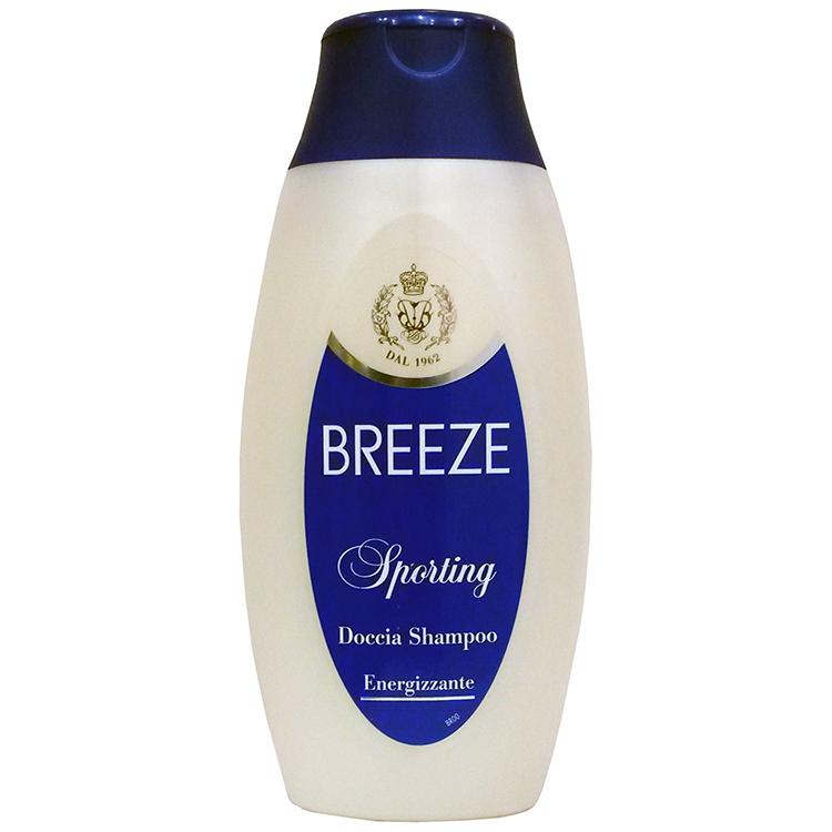 Breeze sporting doccia shampoo 250 ml