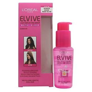 LOreal Elvive Nutri Gloss Light Reflecting Siero 50ml