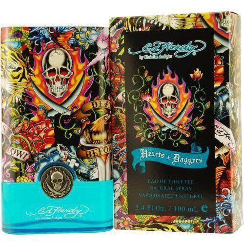 Ed Hardy Hearts  Daggers Eau de Toilette 100 ml Spray