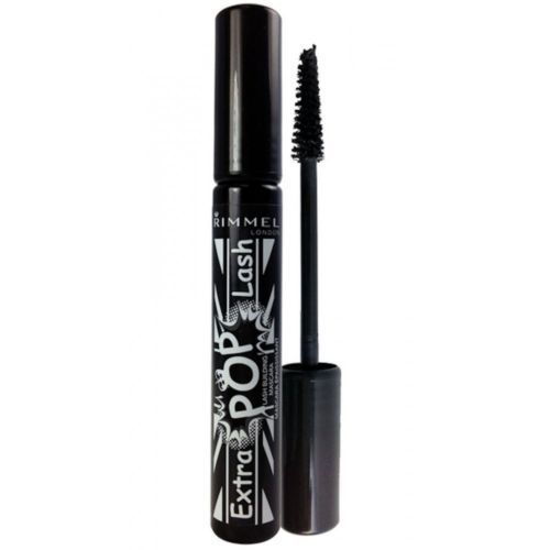 Rimmel Extra Pop Lash Building Mascara 8ml  003 Pop Black