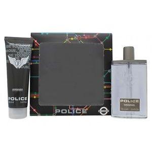 Police Original Confezione Regalo 100ml EDT  100ml Gel Doccia