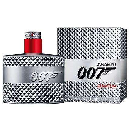 James Bond 007 Quantum Eau de Toilette 50 ml Spray