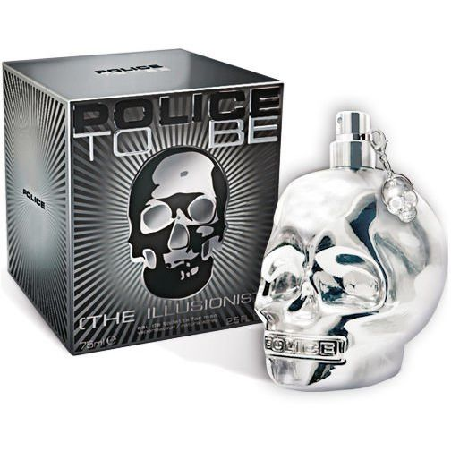 Police To Be The Illusionist Eau de Toilette 75 ml Spray