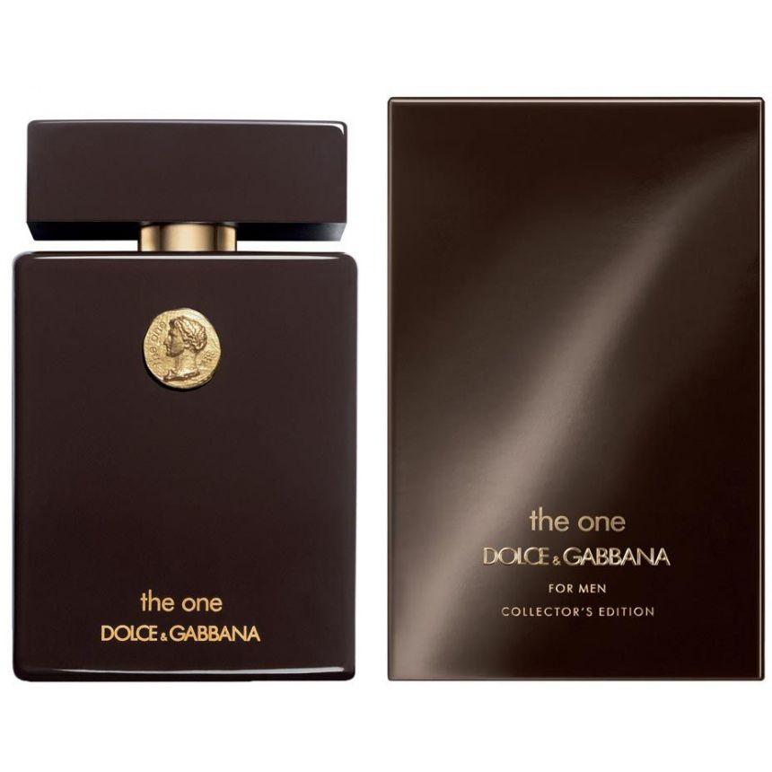 Dolce  Gabbana The One Collector For Men Eau de Toilette 50 ml Spray