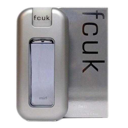 FCUK Eau de Toilette 100 ml Spray