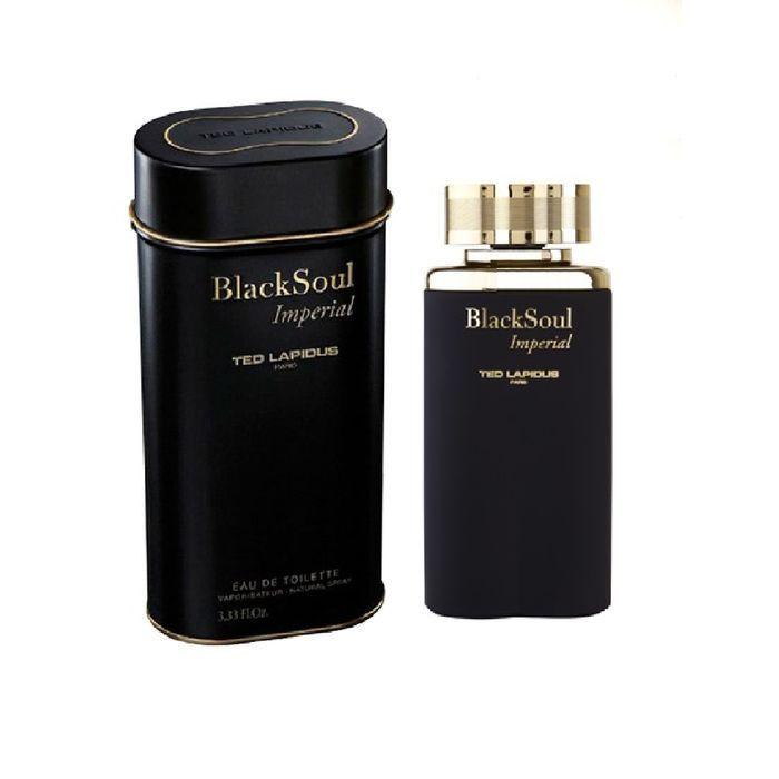 Ted Lapidus Black Soul Imperial Eau de Toilette 100 ml Spray