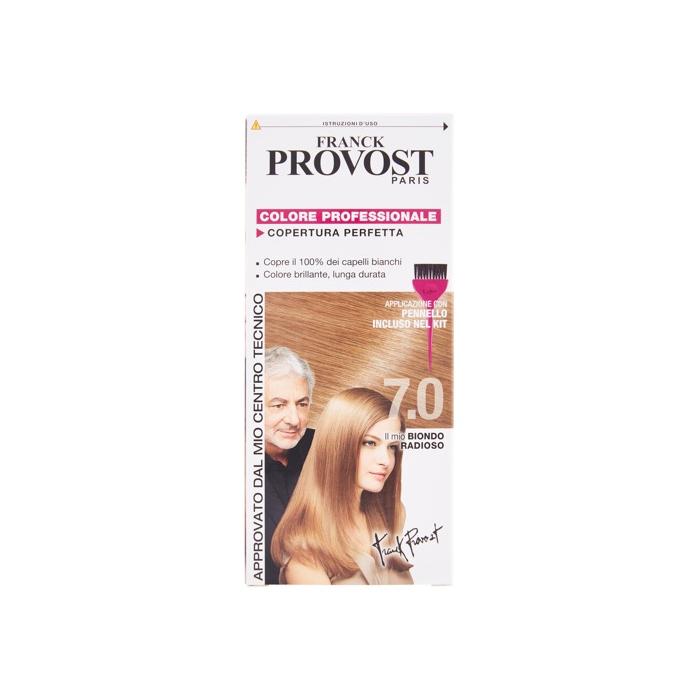 Franck Provost  Tinta per capelli colore permanente n 70 il mio biondo radioso