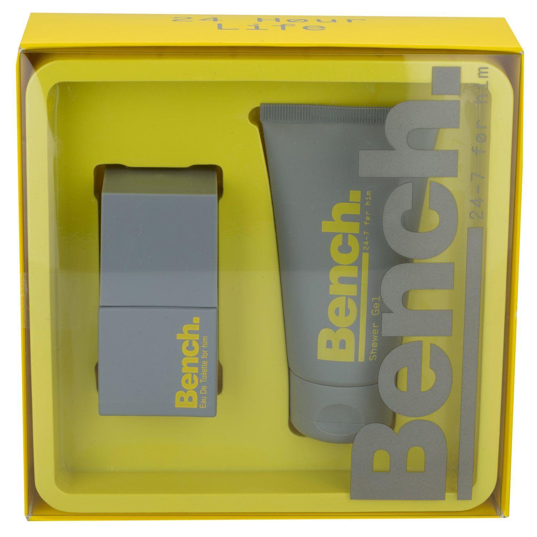 Bench 247 For Him Confezione Regalo 100ml EDT  175ml Gel Doccia