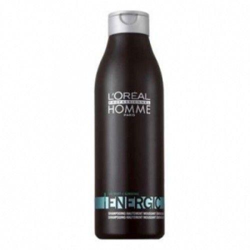 LOreal Homme Energic Shampoo 250ml