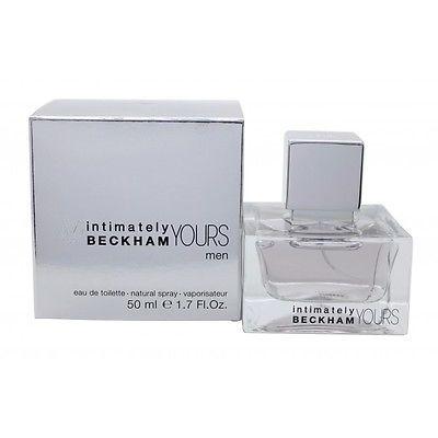 David Beckham Intimately Yours Men Eau de Toilette 50 ml Spray