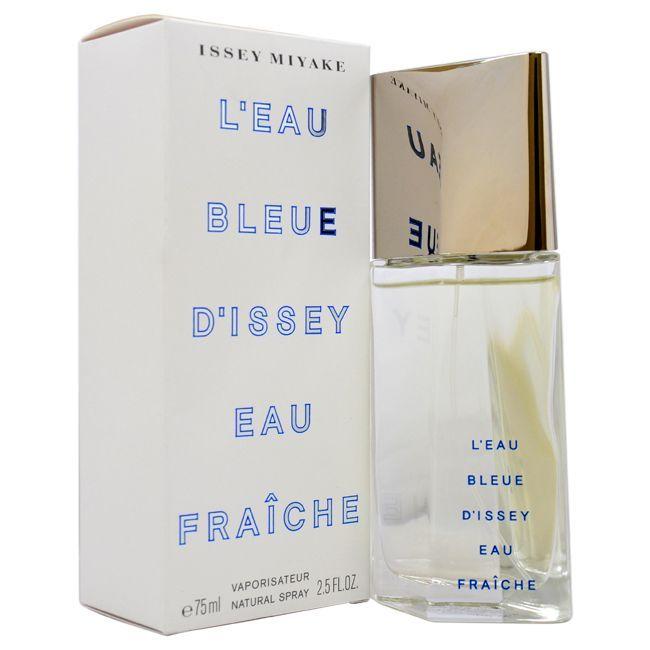 Issey Miyake LEau Bleu dIssey Eau Fraiche 75 ml Spray