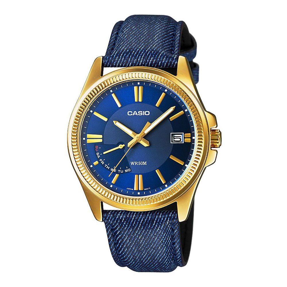 Orologio uomo Casio MTPE115GBL2A