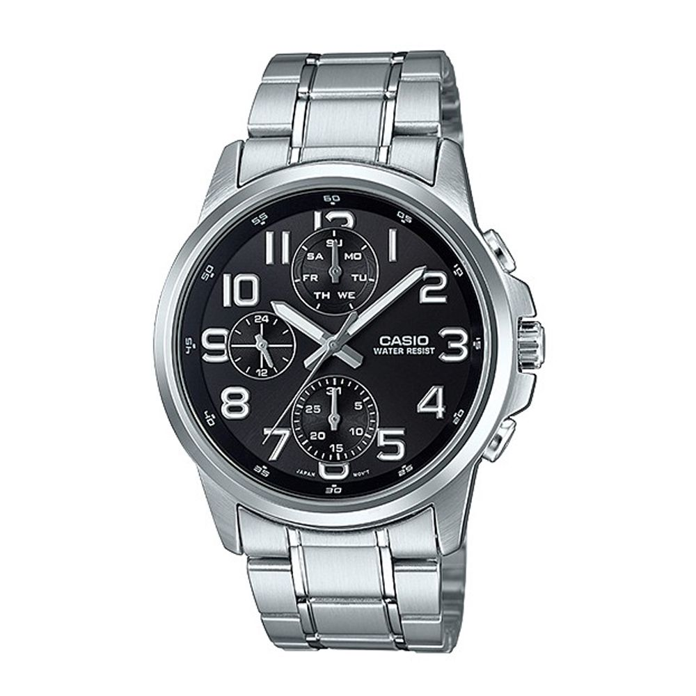 Orologio uomo Casio MTPE307D1