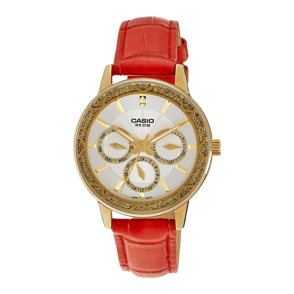 Orologio donna Casio LTP2087GL4AVDF