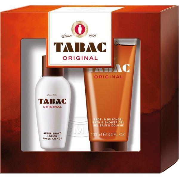 Maurer  Wirtz Tabac Original Gift Set 50ml After Shave  100ml Shower Gel