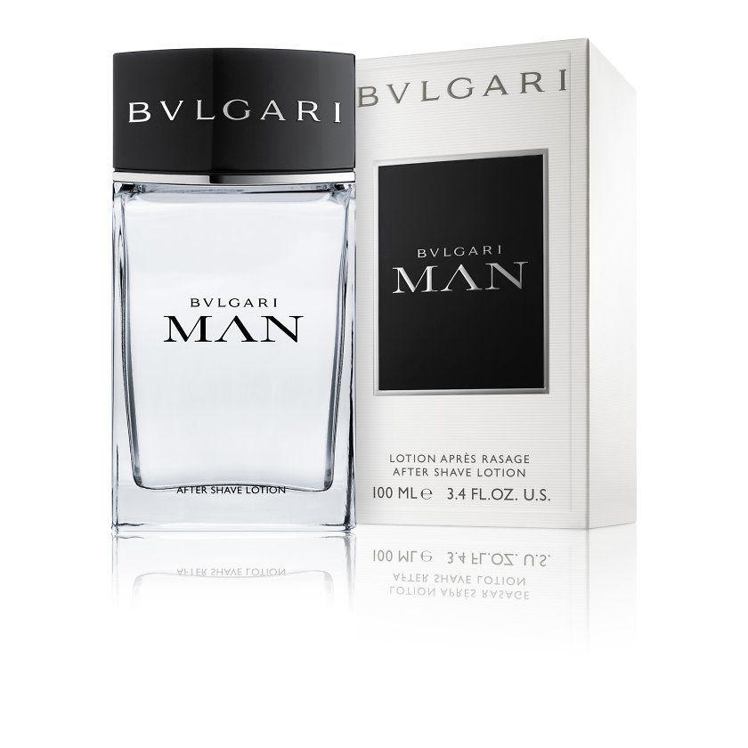 Bulgari Man Aftershave Lotion Splash 100 ml