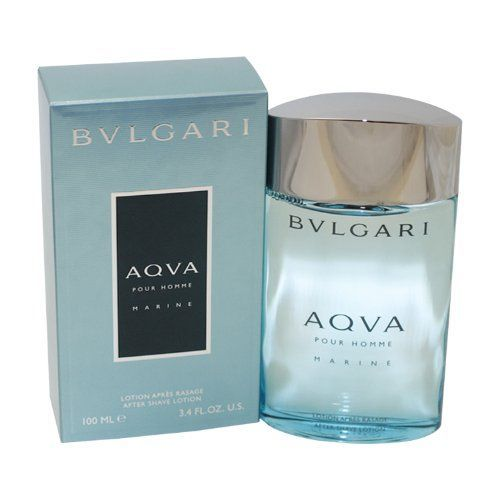 Bulgari Aqua Marine Dopobarba 100 ml Splash