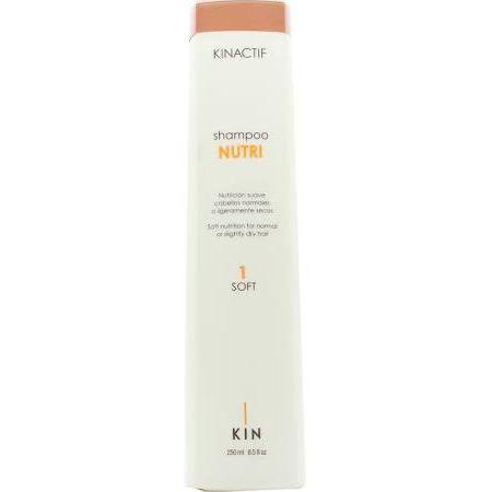 Kin Cosmetics Kinactif Nutri 1 Soft Shampoo 250ml