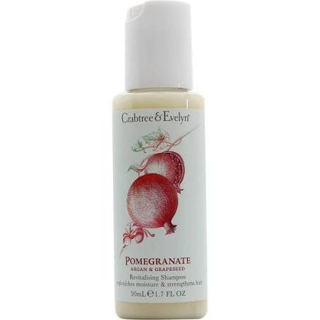 Crabtree  Evelyn Pomegranate Argan  Grapeseed Shampoo 50ml