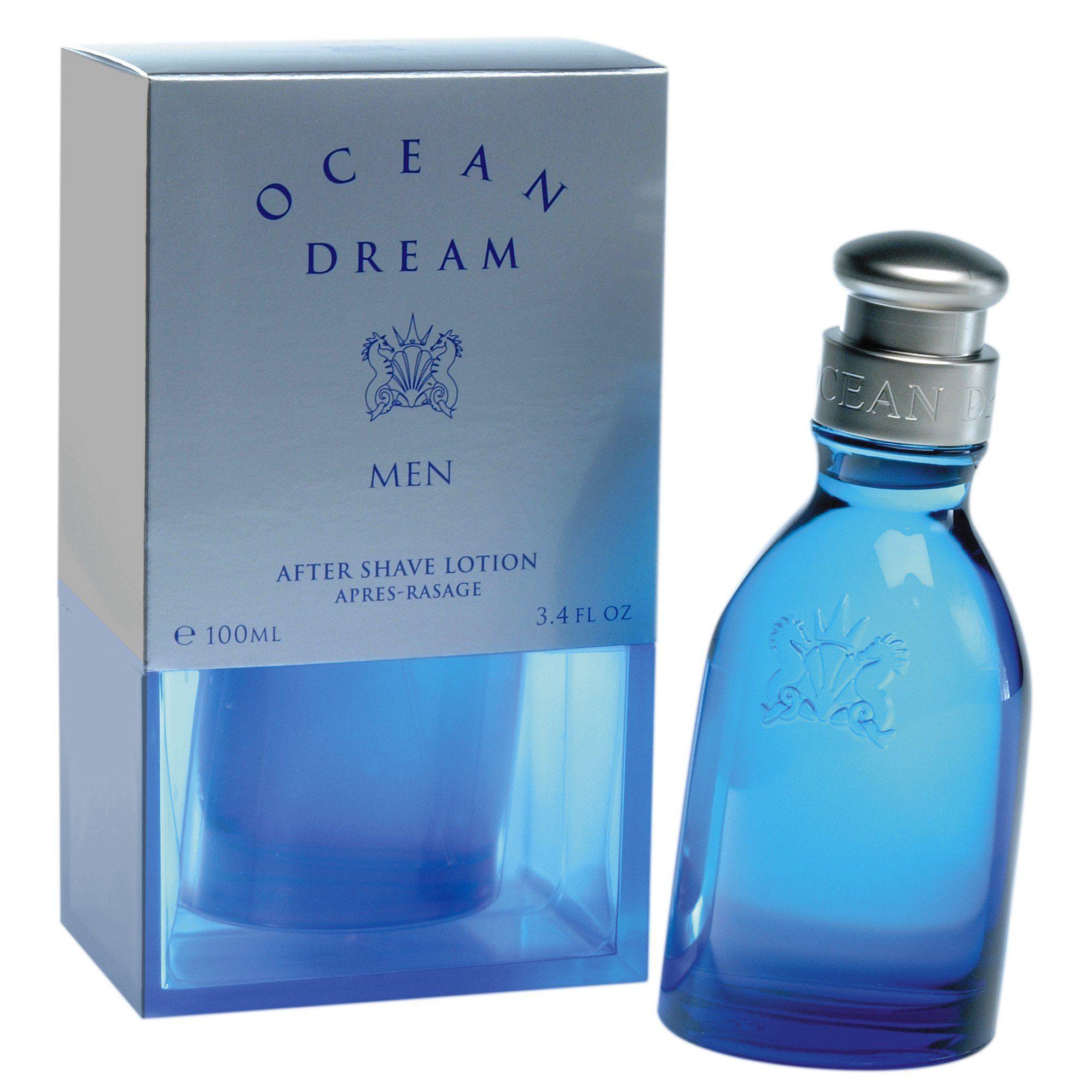 Giorgio Beverly Hills Ocean Dream Men Dopobarba 100 ml Splash
