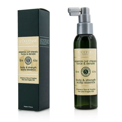 LOccitane en Provence Aromachologie Body  Strength Scalp Essence Siero per Capelli 125ml