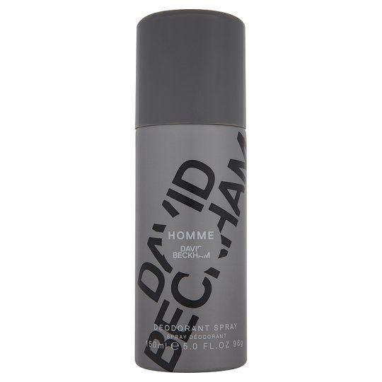 David Beckham Homme Deodorante Spray 150 ml