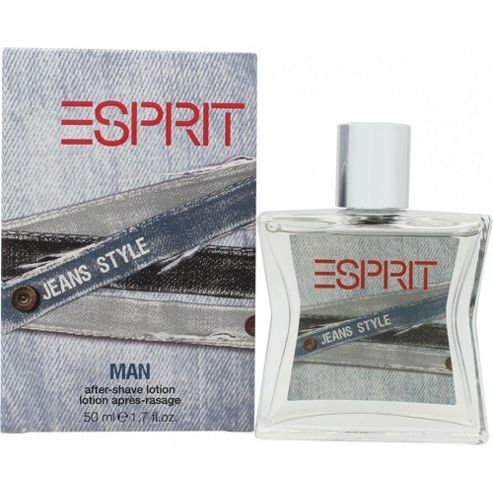 Esprit Jeans Style Dopobarba 50 ml Splash