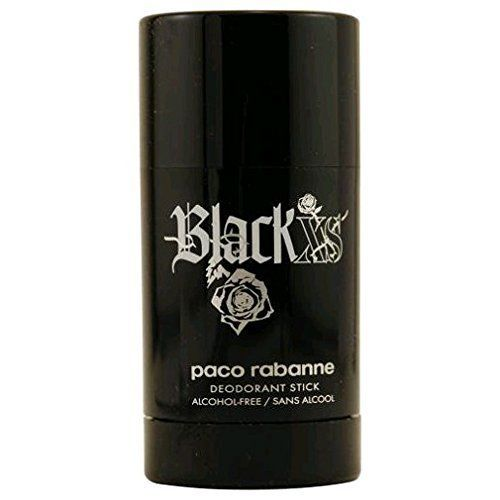 Paco Rabanne Black XS Deodorante Stick Alcohol Free 75 ml