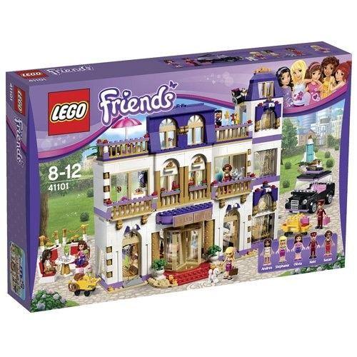 Lego Friends Grand Hotel Heartlake