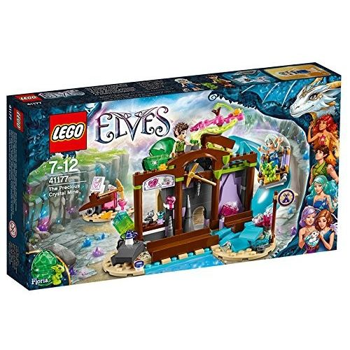 Lego Elves La Miniera dei Cristalli Preziosi