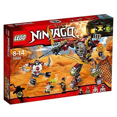 Lego Ninjago MEC di Salvataggio