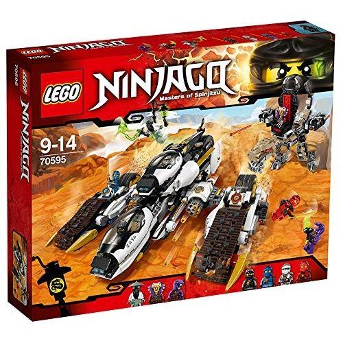 Lego Ninjago Raider Ultrasonico