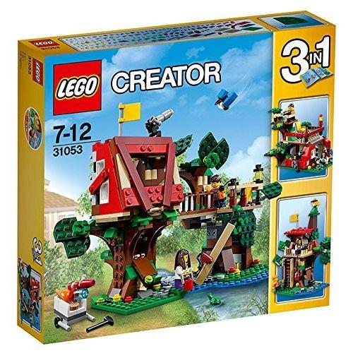 Lego Creator Avventure sull Albero
