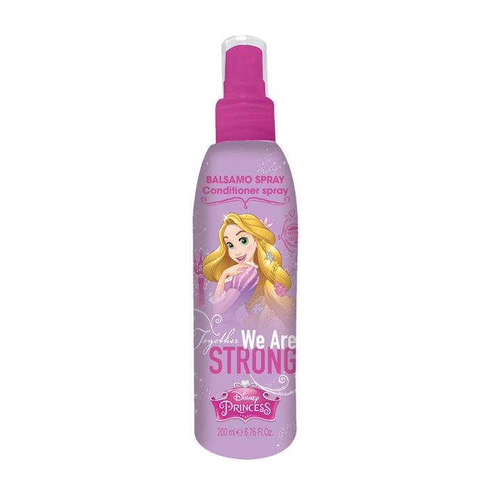 Disney  Princess rapunzel  balsamo spray per capelli senza risciacquo 200 ml
