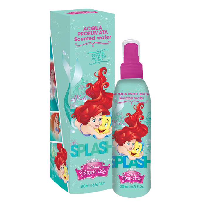 Disney  Princess ariel  acqua profumata 200 ml